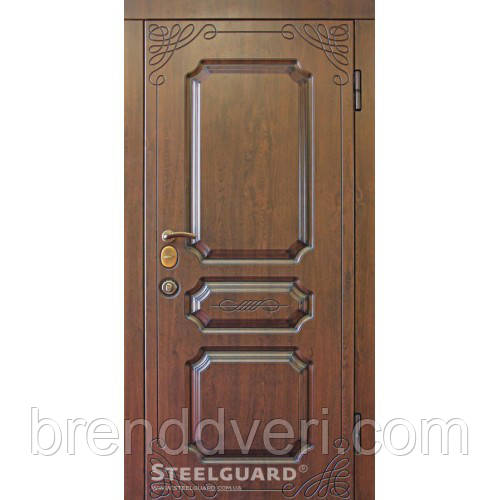 Двери Steelguard TermoScreen new