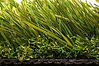 Искусственная трава для профессионального футбола ССGrass Stemgrass EX2 60 мм