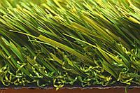 Искусственная трава для профессионального футбола ССGrass Stemgrass EX2 50 мм