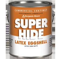 Акрило-латексная полу матовая краска Super Hide Eggshell 286  3,78л