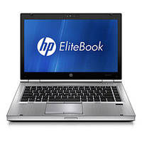 HP Elitebook 8470p  i5-3360M 2.8GHz/4gb/320gb SATA/DVD-RW 14,1""