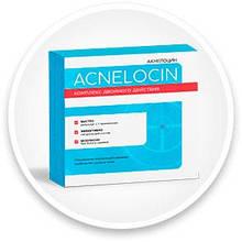 Акнелоцин засіб від прищів