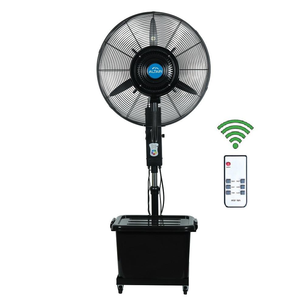 Уличный кондиционер c ПДУ ALTAIR CF05RC (вентилятор тумана)