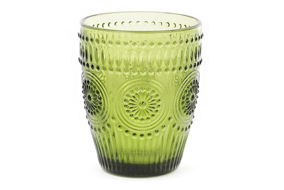 Стакан, цвет - оливковый, 260мл 581-079