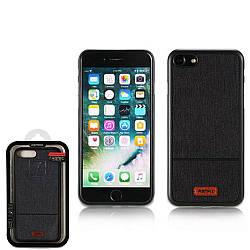 Чехол Remax Fabric iPhone 7 Plus Black