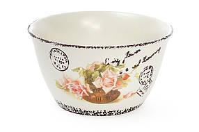 Пиала керамическая 350мл Провансальская Роза 935-112
