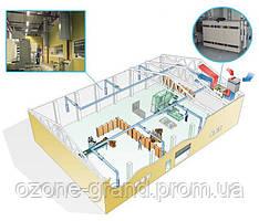 Вентиляция складских комплексов. Проектирование и монтаж