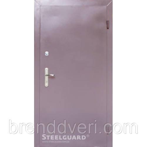 Двери Steelguard UN
