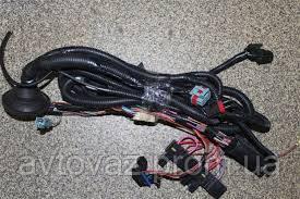 Проводка системи запалювання контролера ВАЗ 2114, ВАЗ 2115