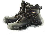 Ботинки безопасности REIZ BCT кожаные с оклейкой Thinsulate