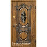 Двери Steelguard Sangria glass