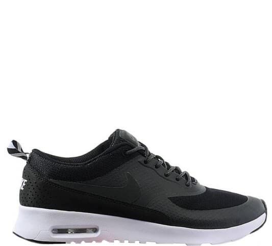 Кроссовки в стиле Nike Air Max Thea Black/White