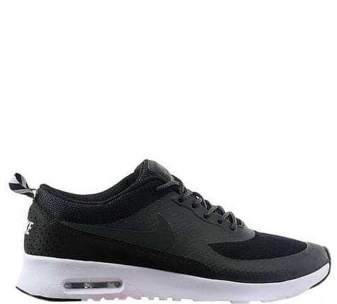 Кроссовки в стиле Nike Air Max Thea Black/White, фото 2