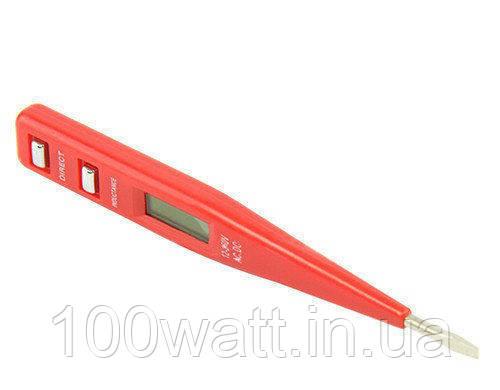 Индикатор напряжения цифровой ST780