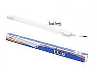 Світильник ЛІД 16Вт 590мм 6500К IP65 лінійний світлодіодний DELUX PC7-02
