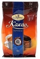 Какао-порошок шоколадная фабрика Україна 100 гр.