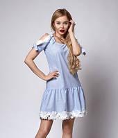 8fd6ce792e8 Летнее платье молодежное лен в Украине. Сравнить цены