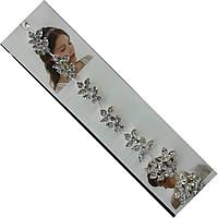 Свадебные головные уборы, тиара. 6