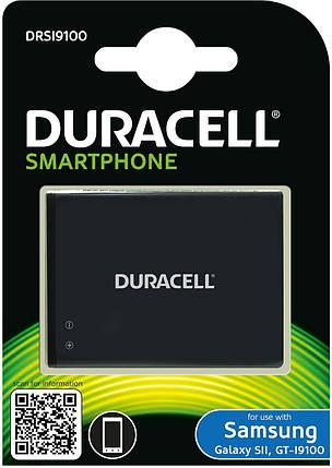 Duracell DRSI9100 - Аккумулятор для Samsung Galaxy SII, фото 2