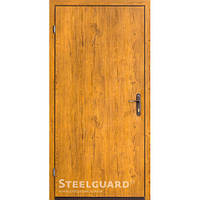 Двери Steelguard 163-1 golden oak