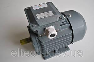 Электродвигатель асинхронный Lammers 13AA-112М-2-В5-5,5кВт, фланец, 3000 об/мин