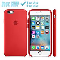 30 цветов Силиконовый чехол Apple Silicone Case для iPhone 6/6s, фото 1