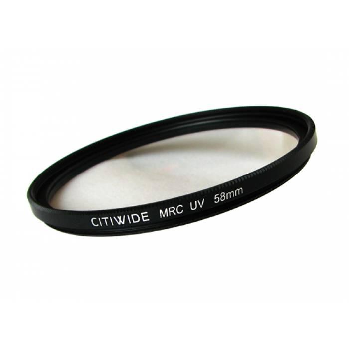 Ультрафиолетовый MRC UV фильтр 58мм CITIWIDE