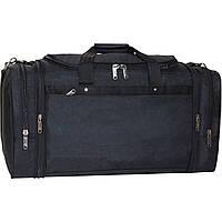 Украина Спортивная сумка Bagland Мюнхен 59 л. Черный (0032570), фото 1