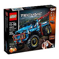 LEGO 42070 Техник Аварийный внедорожник 6х7. Для детей от 11-16 лет, фото 1