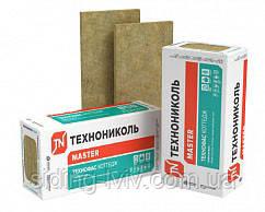 Фасадна мінеральна вата Технофас Котедж плита 105 кг / м.куб Упаковка 50 мм