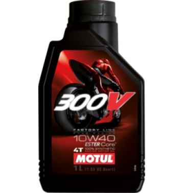 Motul 300V 4T FACTORY LINE ROAD RACING 10w40, 1л