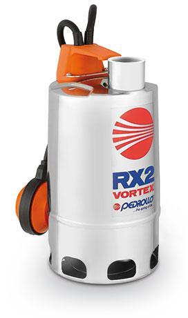 Погружные насосы для загрязненной воды RX VORTEX , Pedrollo (Италия)