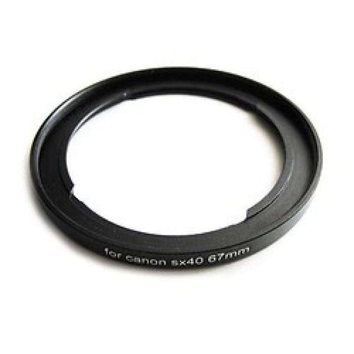 Адаптер объектива на 67мм для Canon SX40, кольцо