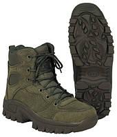 Ботинки тактические Commando green MFH