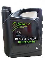 Моторное масло Mazda Original Oil Ultra 5W-30 5л