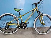 """Горный велосипед подростковый Mascotte Phoenix alloy 24"""", фото 1"""