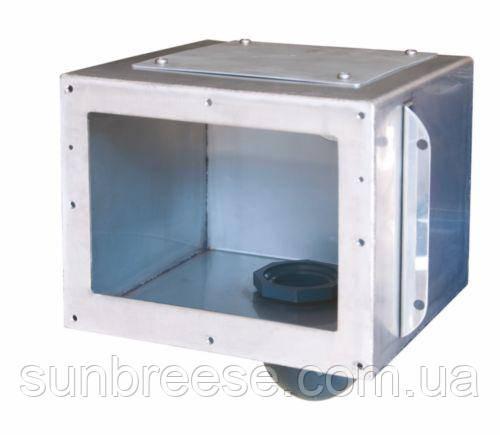Скиммер для бетонных бассейнов из нержавеющей стали