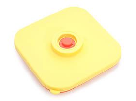 Ланч бокс силиконовый складной 15.5см 544-137, фото 3