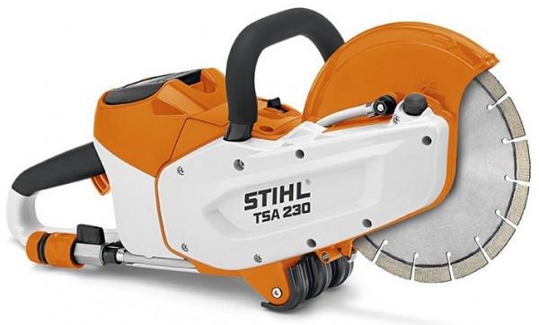 Аккумуляторные бензорезы Stihl