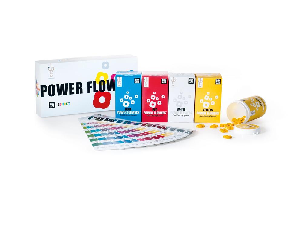 Краситель жирорастворимый Power Flower 1г желтый Бельгия - 06450