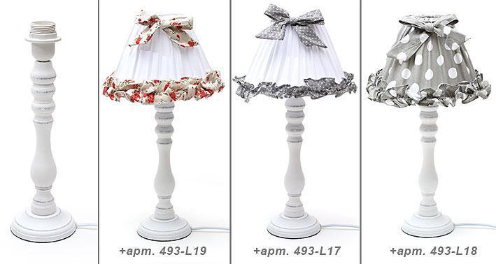 Лампа настольная (493-L21)