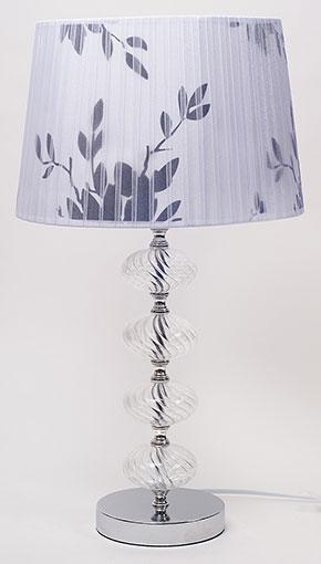 Лампа с абажуром 37.5см 242-119