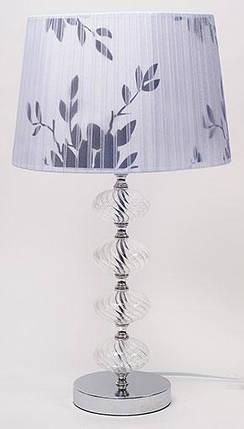 Лампа с абажуром 37.5см 242-119, фото 2