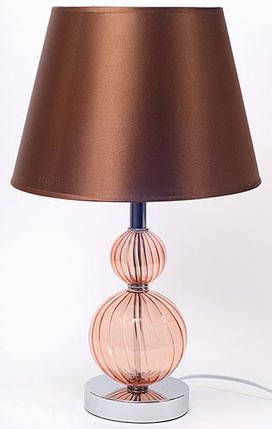 Лампа с абажуром 31.8см 242-118, фото 2