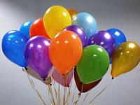 Украшиение воздушными шарами