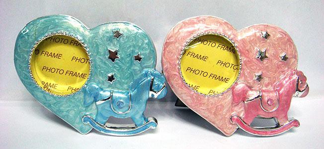 Рамка для фотографий Сердце 11см, 2 вида 509-321