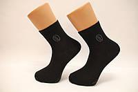 Мужские носки Стиль люкс хлопковые средней высоты, фото 1