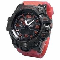 Копия спортивных часов Casio G-Shock GWG-1000 Red