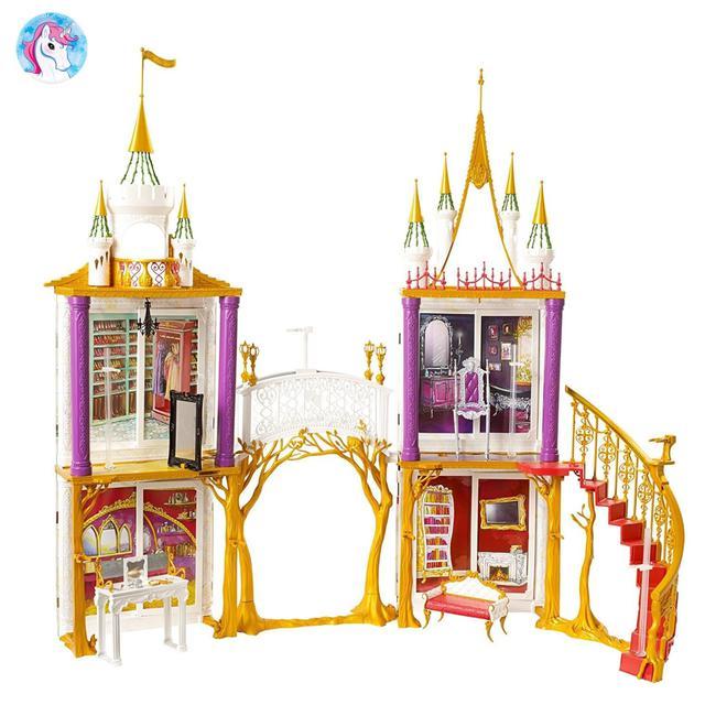Замок для кукол