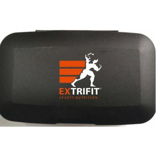 Extrifit Таблетница черная